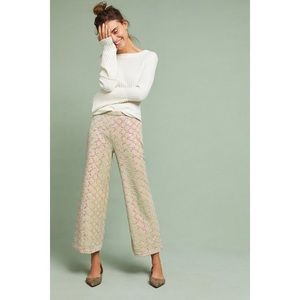 NWT Anthropologie Showstopper Sequin Pants
